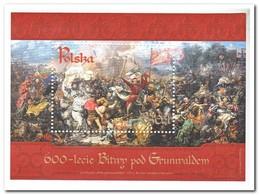 Polen 2010, Postfris MNH, 600 Anniversary Of The Battle Of Tannenberg - 1944-.... Republiek