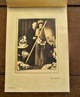 Oude Sudio Foto In Farde Door Fotograaf  M  .  DE  RAEDT   EREMBODEGEM ( AALST ) - Identified Persons