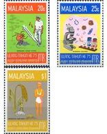 Ref. 31567 * MNH * - MALAYSIA. 1976. MEDICINE . MEDICINA - Medicine
