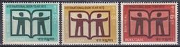 Bhutan 1972 Organisationen UNO ONU UNESCO Bildung Education Lesen Bücher Buch Books, Aus Mi. 510-2 ** - Bhutan
