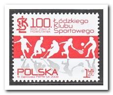 Polen 2008, Postfris MNH, Sport - 1944-.... Republiek