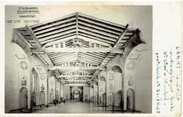 ST ELOOIS-WINKEL - Winkel St Eloi - Ledegem - St Eglesiuskerk - Perspectief - Comiteit Heropbouw Postcheck Nr 52.74.35 - Ledegem
