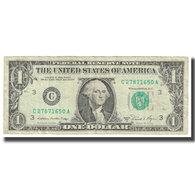 Billet, États-Unis, One Dollar, 1981, TB - Billets De La Federal Reserve (1928-...)
