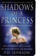 Princesse DIANA Princess Lady Di Angleterre Carte Prépayée Card  (G 126) - Personnages