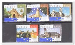 Polen 2009, Postfris MNH, Capitals Of The Member States Of The European Union - 1944-.... Republiek
