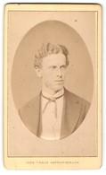 Fotografie Hugo Thiele, Dresden, Portrait Herzog Carl Theodor Von Bayern, Bruder Von Kaiserin Sissi - Berühmtheiten