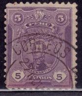 Peru 1909, San Martin, 5c, Sc#180, Used - Peru