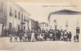 Ferrara - Massafiscaglia - Via Giordano Bruno - Ferrara