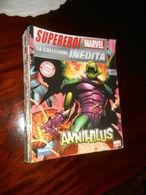 FABBRI SUPEREROI MARVEL LA COLLEZIONE INEDITA 2011 FASCICOLI DA 1 AL 40 OTTIMI FUMETTI SUPER EROI - Superhelden