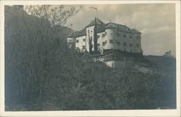 Ansichtskarte  Überetsch, Schloss Gondegg Südtiorl Region Bozen 1940/1912 - Unclassified