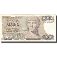 Billet, Grèce, 1000 Drachmaes, 1987, 1987-07-01, KM:202a, TB+ - Griekenland