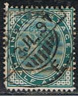 (INA 61) INDIA //  YVERT 33 // 1882 - India (...-1947)