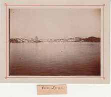 BRETAGNE - SAINT SERVAN - PHOTO DE 1899 NON COLLEE - 9x12 Cms - Photographs