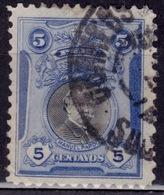 Peru 1918, Manuel Pardo, 5c, Sc#212, Used - Peru