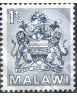 Ref. 340278 * MNH * - MALAWI. 1975. COAT OF ARMS . ESCUDO - Malawi (1964-...)