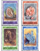 Ref. 340285 * MNH * - MALAWI. 1980. MINERALS . MINERALES - Malawi (1964-...)