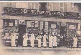 Villers-sur-Mer/14/ Epicerie Parisienne E Bouvet/ Réf:fm:1092 - Villers Sur Mer