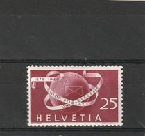 Suisse Oblitéré  1949  N° 475  75 Ans De L'UPU - Svizzera