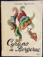 Edmond Rostand - Cyrano De Bergerac - Éditions Du Panthéon - ( 1954  ) . - Theatre