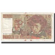 France, 10 Francs, Berlioz, 1978, P. A.Strohl-G.Bouchet-J.J.Tronche, 1978-03-02 - 1962-1997 ''Francs''
