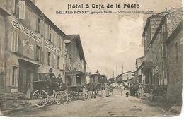 Ac10/      63     Saint-dier    Hotel & Café De La Poste  Deliard Rosnet Propriétaire     (animations)  état - Other Municipalities