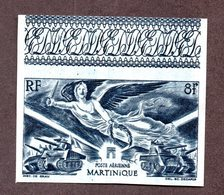 Martinique PA N°6a  N** LUXE Cote 22 Euros !!!RARE - Posta Aerea