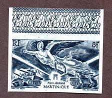 Martinique PA N°6a  N** LUXE Cote 22 Euros !!!RARE - Martinica (1886-1947)