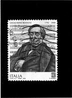 2018 Italia - Gioacchino Rossini - 6. 1946-.. Repubblica
