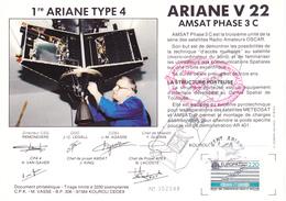France Ariane V22 Neuf - Europe