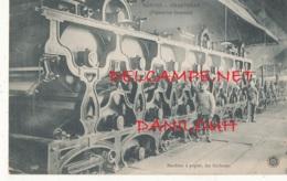 44 // NANTES  CHANTENAY   Papeteries Gouraud, Machine A Papier, Les Sécheurs  ** - Nantes