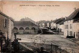 DAMBLAIN PLACE DU VILLAGE LES HALLES - France