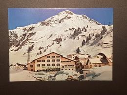 Hotel Post In Stuben A. Arlberg (gelaufen, 2001 Deutschland); H29 - Stuben