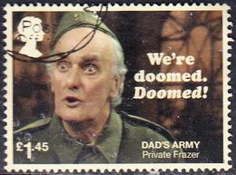 2018  Dad's Army (TV Series) - We're Doomed, Doomed! £1.45 - 1952-.... (Elizabeth II)