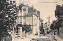 VILLERS SUR MER - La Rue Pigeory - Villers Sur Mer