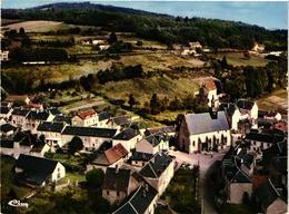 58 .. MOUX .. VUE GENERALE AERIENNE  .. 1972 - Francia