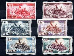 VIET-NAM SUD - YT  N° 32 à 37 - Neufs ** - MNH - Cote: 90,00 € - Viêt-Nam