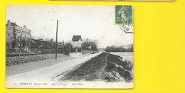 HERBLAY Quai De Seine (ND Phot) Val D'Oise (95) - Herblay