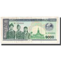 Billet, Lao, 1000 Kip, 2003, KM:32Ab, TTB - Laos