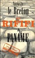 Livre Dédicacé Auguste Le Breton - Du RIFIFI A Paname - Livres Dédicacés