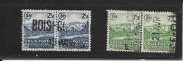 Colis Postaux  N°  ( 189A Et 190A ) X 2    (Cat. 1 - 3 )  11-05-19 - Colis Postaux