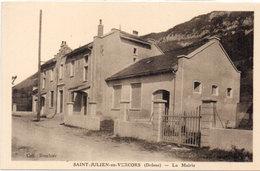 SAINT JULIEN EN VERCORS - La Mairie (113693) - France