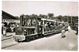 Cap Ferret, Gironde, Le Petit Train (pk59539) - France