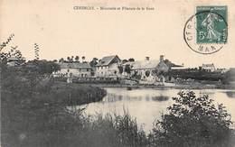 CERENCES - Minoterie Et Filature De La Gare - Andere Gemeenten