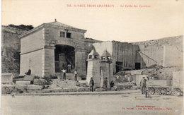 SAINT PAUL TROIS CHATEAUX - Le Cable Des Carrières  (113697) - Autres Communes