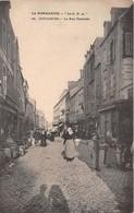 COUTANCES - La Rue Tancréde - Coutances