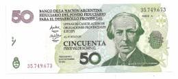 Argentina 50 LECOP 2006 UNC - Argentine