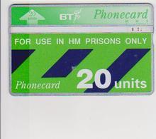 #09 - UNITED KINGDOM-13 - PRISON CARD - Ver. Königreich