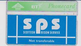 #09 - UNITED KINGDOM-14 - SPS PRISON CARD - Ver. Königreich