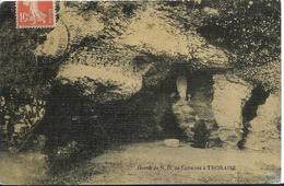 THORAISE Grotte N.D. De Lourdes ( Toilée) - France