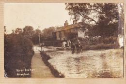 Uk142 Rare ALRESFORD River ITCHEN 1922 à VERDUIN 30 Rue Poizat Saint-Claude Jura - Autres